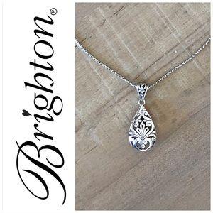 Brighton Teardrop Pendant Necklace